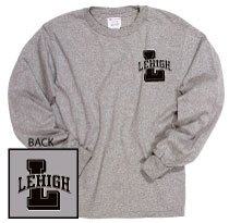Lehigh Champion Youth Long Sleeve T-Shirt