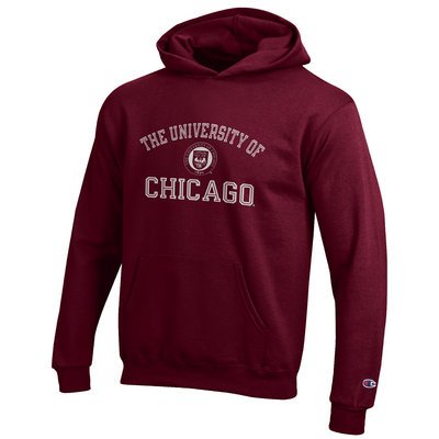 University of Chicago Champion Youth Hoodie