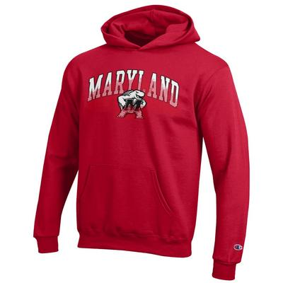 University of Maryland Champion Youth Hoodie