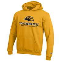 Southern Mississippi Eagles Champion Youth Hoodie