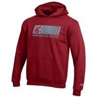 Washington State Cougars Champion Youth Hoodie