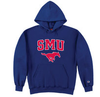 SMU Mustangs Champion Youth Hoodie