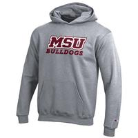 Mississippi State Bulldogs Youth Hoodie
