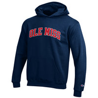 Ole Miss Champion Youth Hoodie