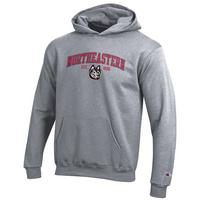Northeastern Huskies Champion Youth Hoodie