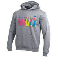 WVU Mountaineers Champion Youth Hoodie