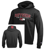 Rutgers Scarlet Knights Champion Youth Hoodie