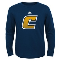 Adidas Youth Long Sleeve Sideline Hustle Tee