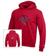 Champion Youth Hooded Sweatshirt