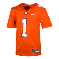 Nike Clemson Youth Football Jersey