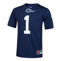 Nike Penn State Youth Football Jersey