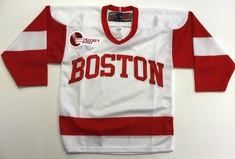 Youth Replica Hockey Jersey Applique
