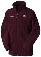 Columbia Youth Flanker Full Zip Fleece