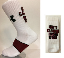 Under Armour Youth Crew Socks