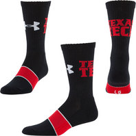 UA Team Youth Crew Socks
