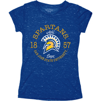 Blue 84 Girls Confetti Short Sleeve Tee