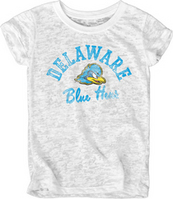 Blue 84 Youth Girl Burnout Tee