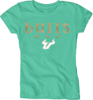Blue 84 Youth Girl Basic Tee
