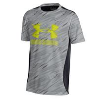 Under Armour Youth Colorblock Short Sleeve Tee