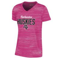 Under Armour Girls Shimmer Tee