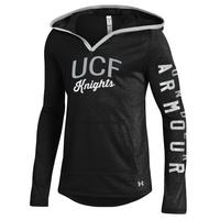 Under Armour Girls Grainy Tech Pullover