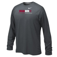 Nike Youth DriFIT Legend Long Sleeve Tee