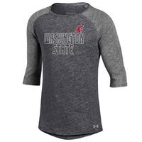 Under Armour Girls TriBlend Tee