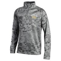 Under Armour Youth Tech Quarter Zip Pullover