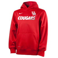 Nike Youth KO Fleece Pull Over Hood