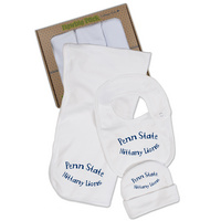College Kids Infant Gift Set