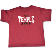 Temple College Kids Toddler T-Shirt