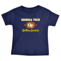 Georgia Tech College Kids Infant TShirt
