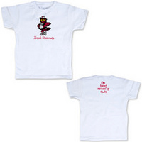 Temple College Kids Infant T-Shirt