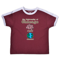 College Kids Toddler Striker Tee