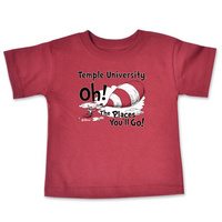 College Kids Infant Dr. Seuss Short Sleeve Tee
