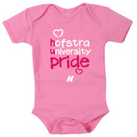 Hofstra University College Kids Infant Bodysuit