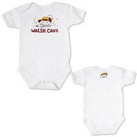 College Kids Infant Bodysuit