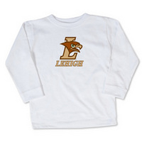 Lehigh College Kids Toddler Long Sleeve T-Shirt