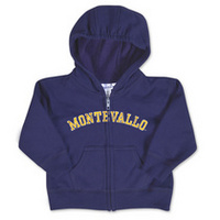 College Kids Infant Full Zip Hood