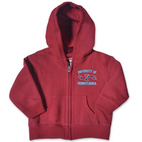 Penn College Kids Infant Full Zip Hoodie