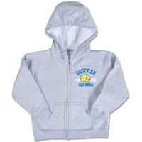 College Kids Toddler Full Zip Hood