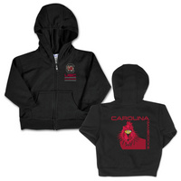 South Carolina Gamecocks College Kids Infant Full Zip Hoodie
