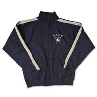 Yale Bulldogs College Kids Toddler Track Jacket