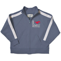 SMU Mustangs College Kids Toddler Track Jacket