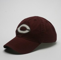 University of Chicago Legacy Toddler Adjustable Washed Twill Hat