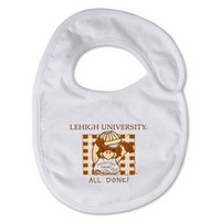 Lehigh College Kids Infant/Toddler Bib