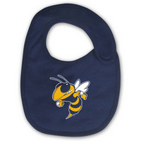 Georgia Tech College Kids InfantToddler Bib