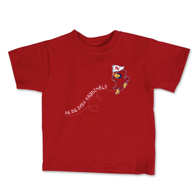College Kids Toddler Short Sleeve Tee