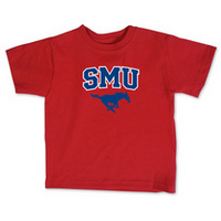 SMU Mustangs College Kids Toddler T-Shirt