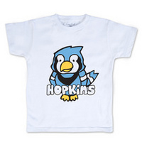 College Kids Hopkins Infant Tee